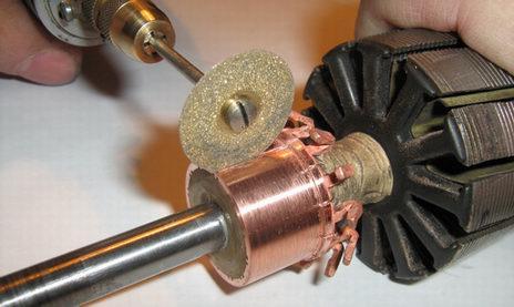 Ротор двигателя своими руками